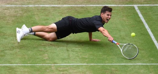 Wimbledon, Thiem