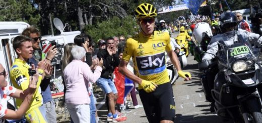 Tour, Froome