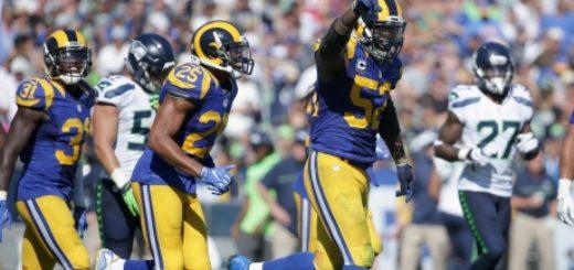 Rams is back at LA - NFL week 2 2016