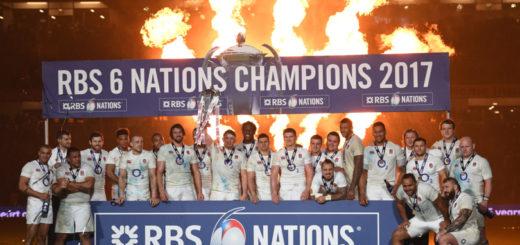 L'Inghilterra ha vinto il Sei Nazioni 2017