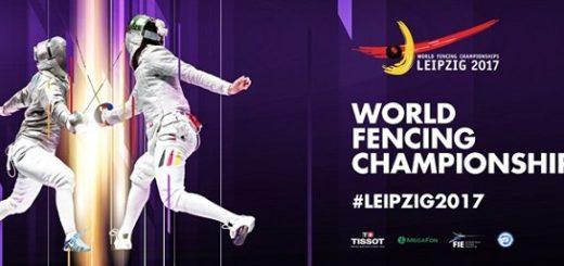 Mondiali di scherma Lipsia 2017