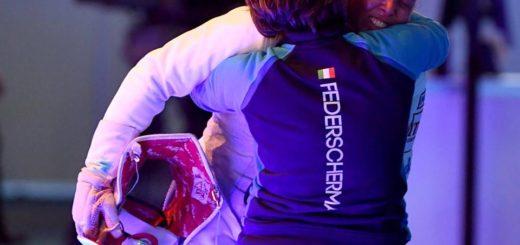 Mondiali di Scherma 2017 - argento per Alice Volpi