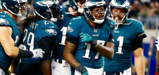 Philadelphia Eagles NFL week 11 2017
