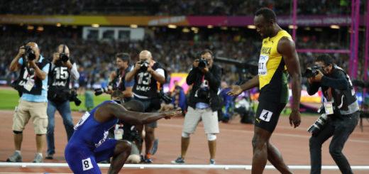 2017: il ritiro di Usain Bolt