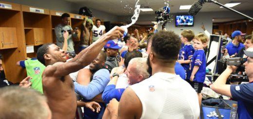Buffalo Bills di nuovo ai playoffs dopo 17 anni